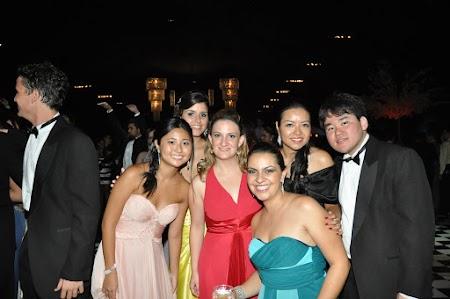 Mariana, Emilyzitcha, Clis, Fernanda, Crisela & eu