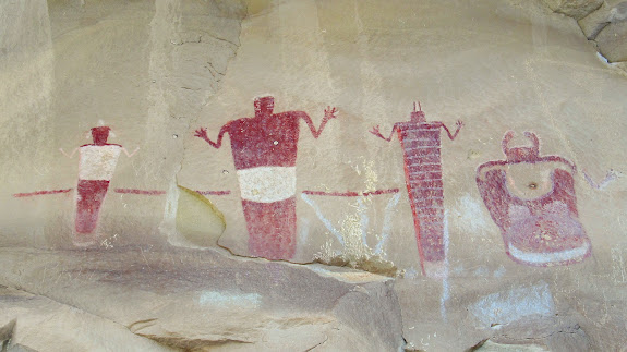 Some really great pictographs