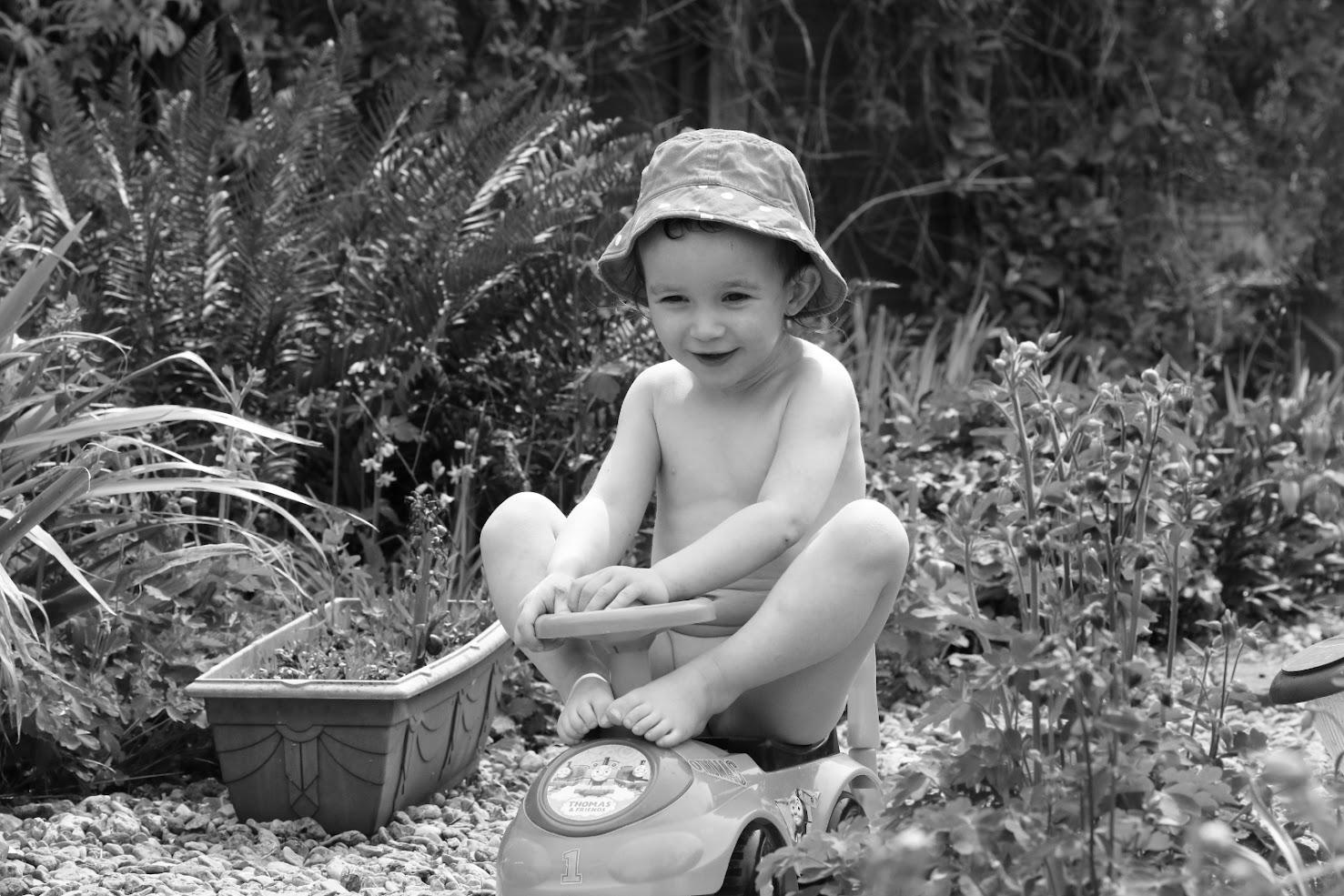 Day 3 Humuhumu In The Garden NEKKID TIME