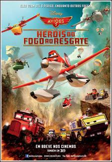 1 Download   Aviões 2   Heróis do Fogo ao Resgate   BDRip AVI Dual Áudio + RMVB Dublado