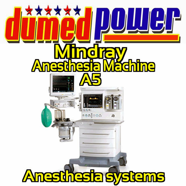 Mindray-Anesthesia-Machine-A5-Systems-Made-in-China