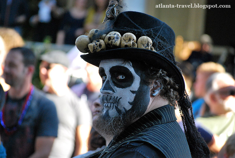 Atlanta halloween parade