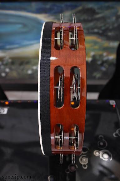 Trống Lục Lac - Tambourines TAH2AB