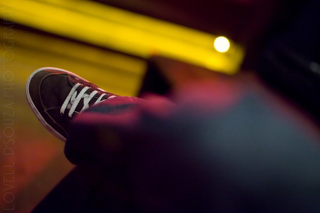 Dev's Shoe