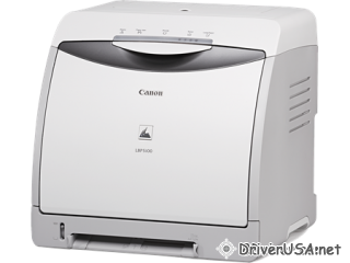 download Canon LBP5100 printer's driver