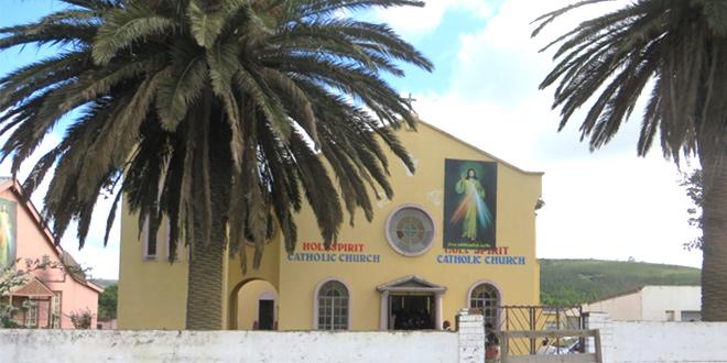 katholieke kerk, Flagstaff - East Cape, Zuid Afrika