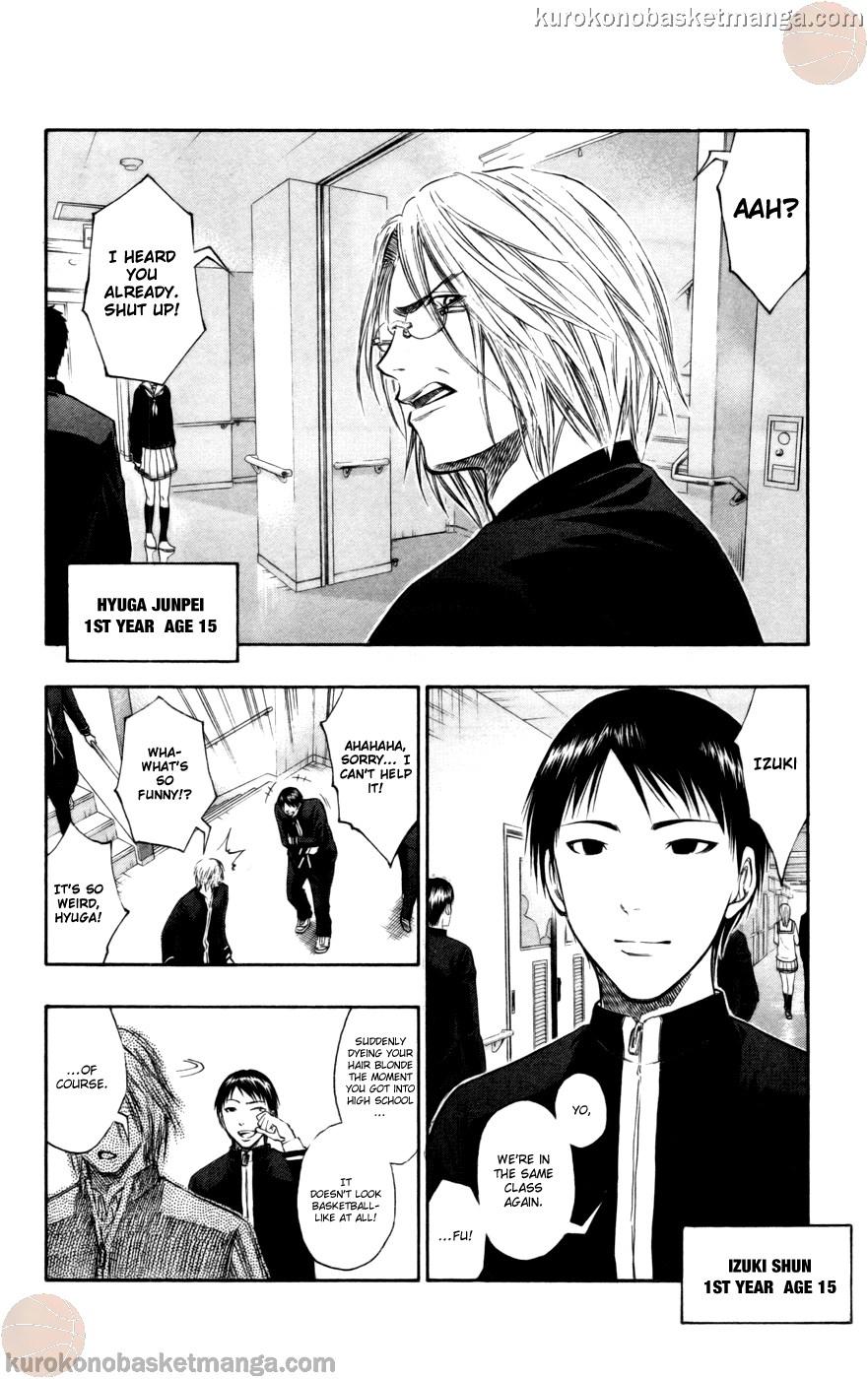 Kuroko no Basket Manga Chapter 95 - Image 08