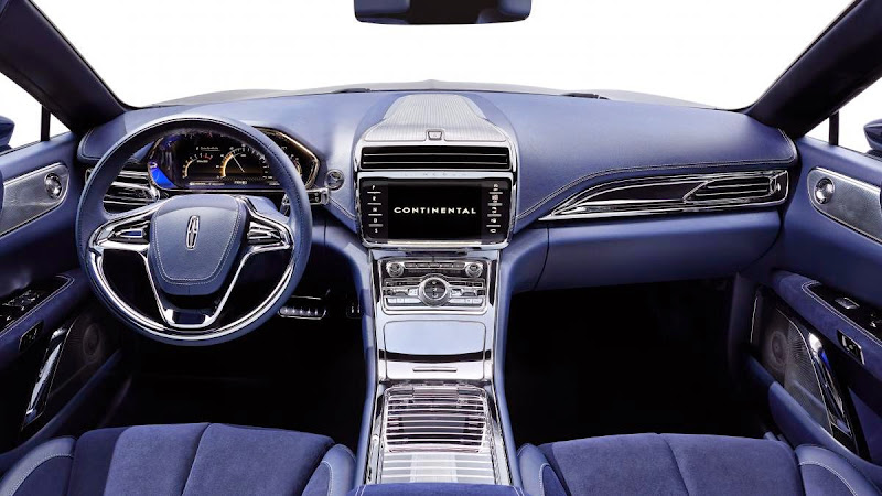 Lincolncontinentalconcept 07 Interior Jpg