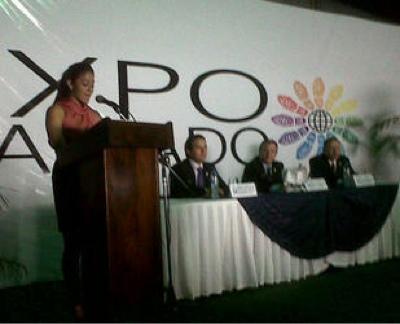 Expocalzado2012 quedó inaugurada oficialmente