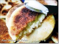 Harcha ou galette de semoule - recette indexée dans les Divers
