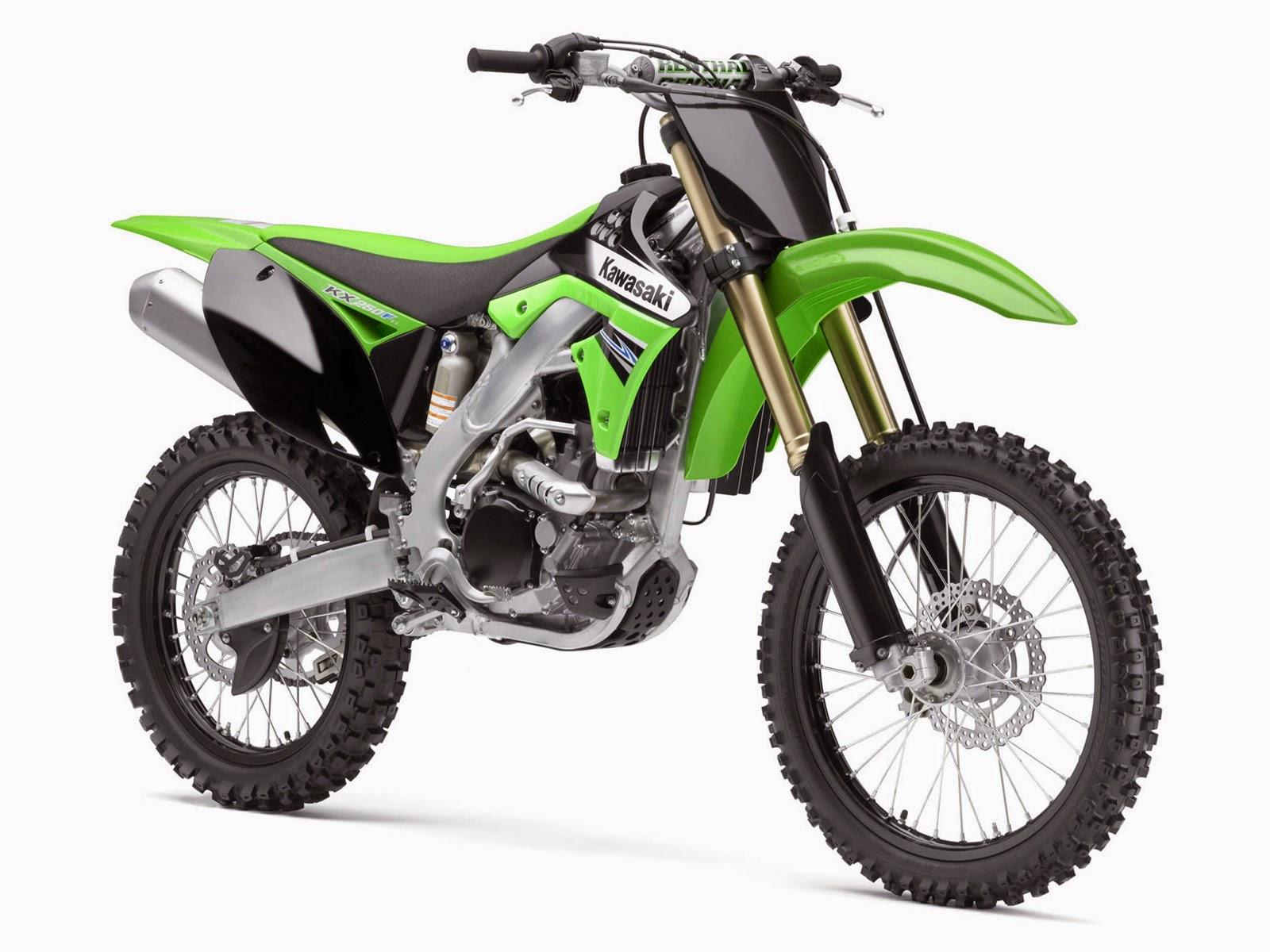 Harga Motor Bekas Kawasaki Klx