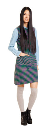 Fall 2011 - The Reversible Shift Dress