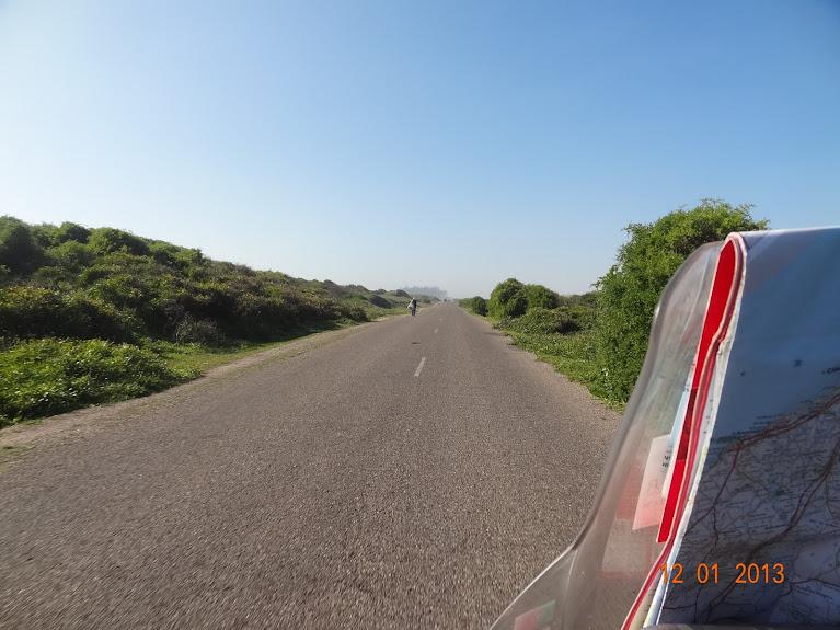 marrocos - Marrocos e Mauritãnia a Queimar Pneu e Gasolina DSC05381