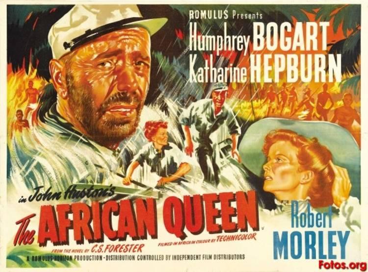 La reina de África