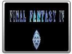 Final Fantasy IV!