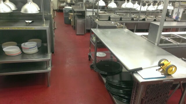 commercial kitchen floor coating epoxy floor coatings restaurant kitchen floor sanger 5612