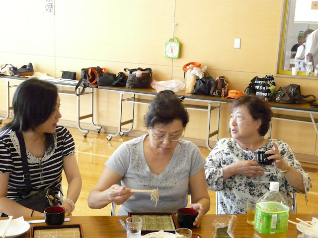 篠崎さん、柳井さん、小沢さん