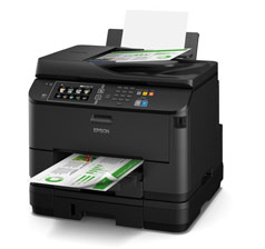 Epson WorkForce Pro WF-4640 driver download for mac os x windows linux