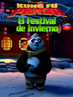 Kung Fu Panda: El Festival De Invierno (2011) [HDTV] [Latino]