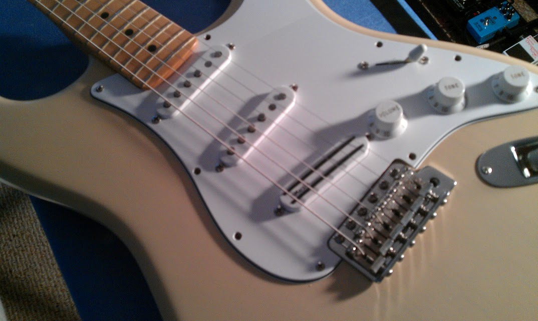 The Dimarzio Chopper is in!!!!!!!! Pic included! on
