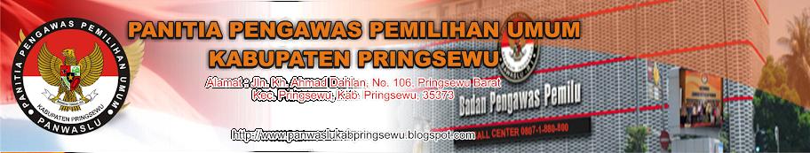 Panwaslu Kabupaten Pringsewu