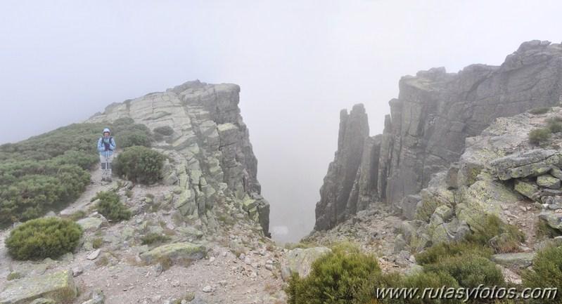Subida al Canchal de la Ceja y Torreon