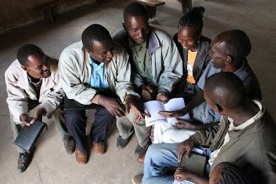 Kande's Story team