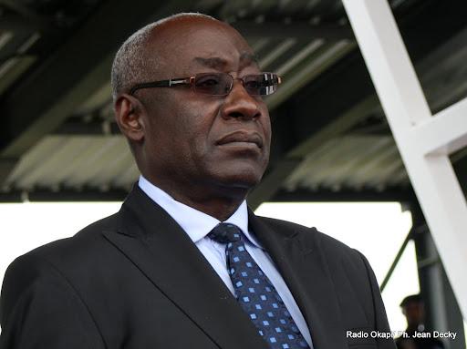 Louis Koyagialo, gouverneur de l'Equateur. Radio Okapi/ Ph. Jean Decky