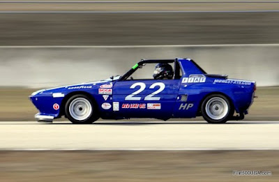 Midwest-Bayless Racing Fiat X1/9