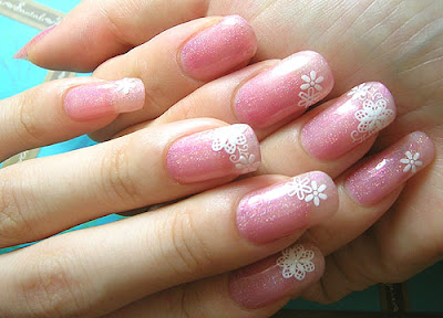 nails. There are two types of artificial nails, gel nails and acrylic
