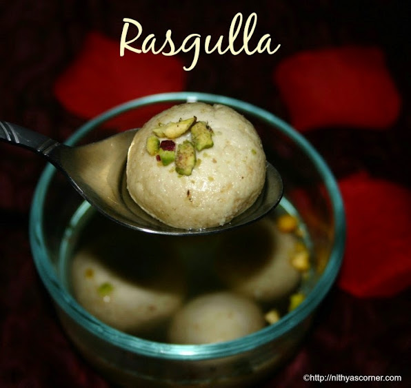 spongy rasgulla recipe with stepwise pictures