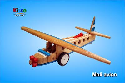 Letilica Jabučica, drvena igračka za decu