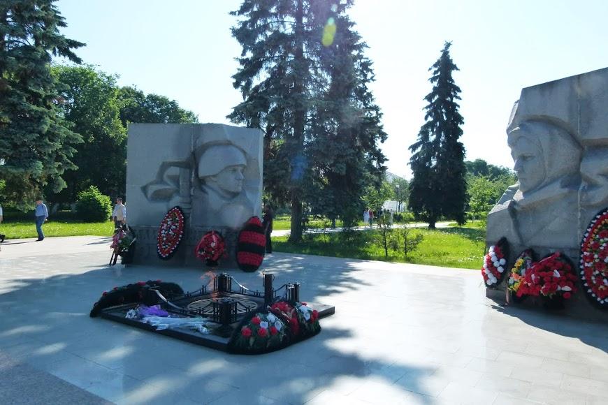 Memorial to WW2