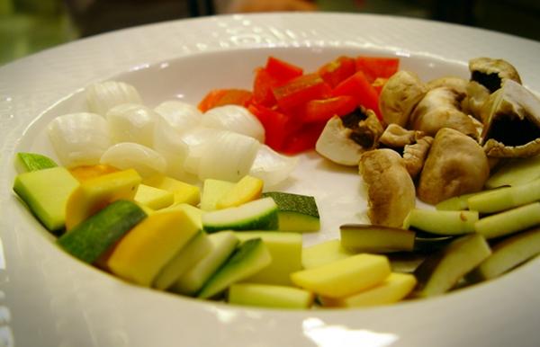 Veggies for Polenta