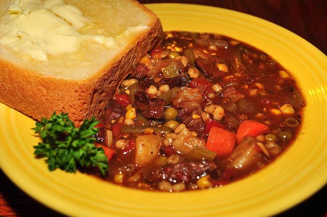 Kitchen basics soup recipes