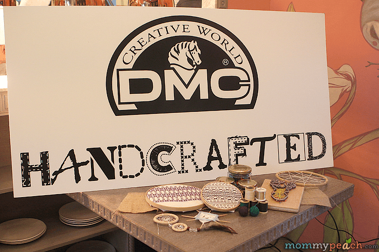 Let's Dare Our Minds To Create With DMC Handcrafted