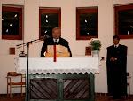 A püspök igehírdetése