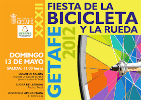Fiesta de la Bicicleta y la Rueda 2012 en Getafe