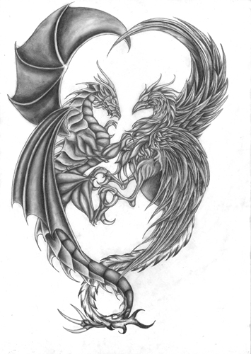 Fenix Tattoo - Tattoo Designs