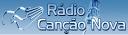 Esta imagem tem um link para a Rádio Web Canção Nova AM ou FM - Música Católica