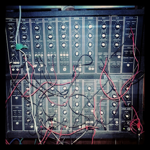 My modular synth