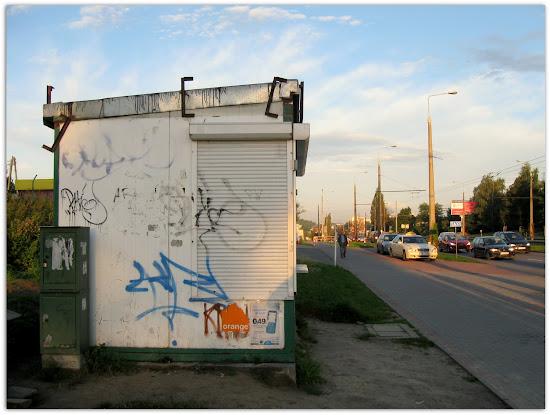 zamknięty gdyński kiosk