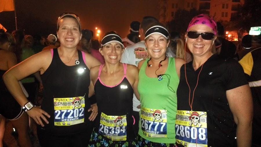 IMAG0298 Gasparilla Half Marathon 2013 {recap}