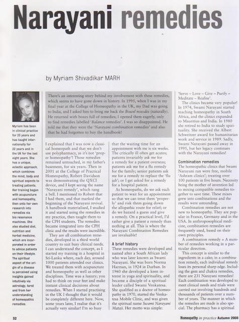 narayani article