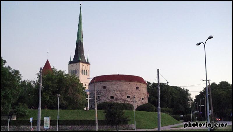Murallas de Tallin