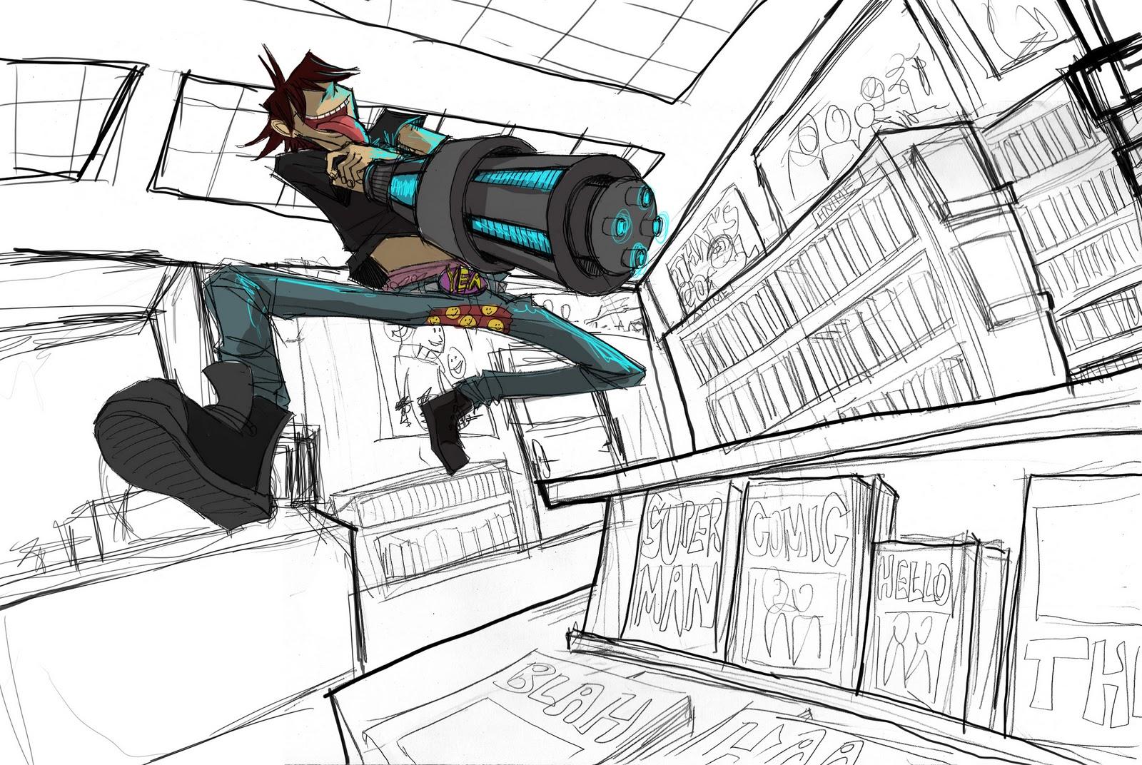 Diana Ling's Animation Thesis Blog: layout/visdev/workbook/I