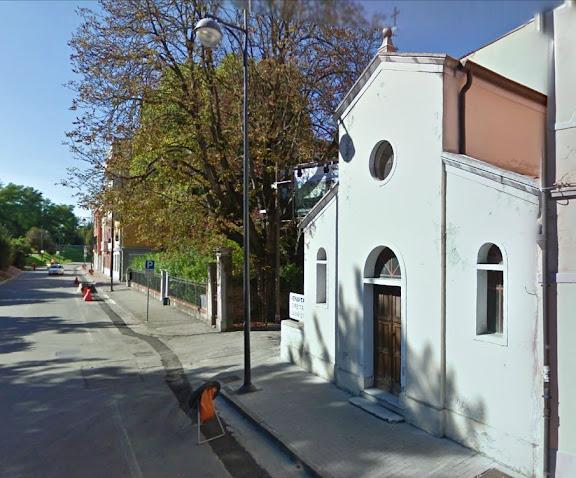 Chiesetta Vidussi in Via Aquileia