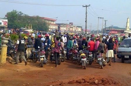 Oshiomole from Benin bans Okada