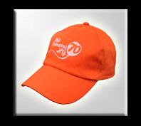 Gorras deportivas tipo nike.