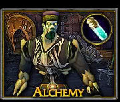 Burning Crusade Alchemy
